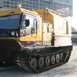 Организация продаёт вездеход ЧЕТРА ТМ- 120,  ТМ- 130